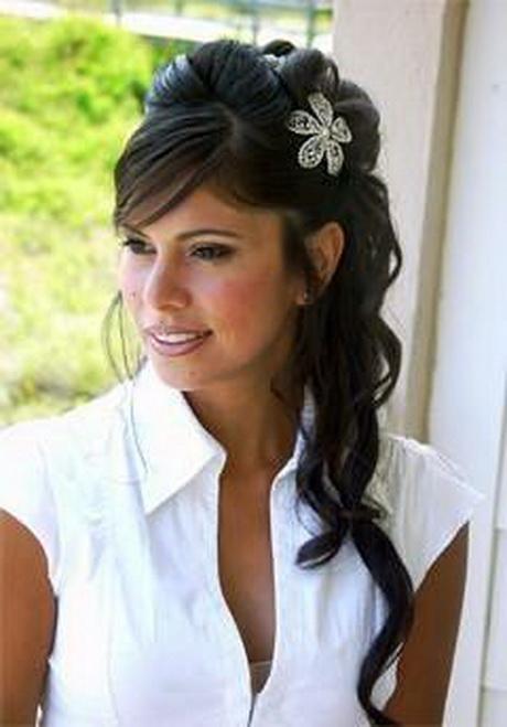 coiffure invite mariage - Chignon Mariage Invite