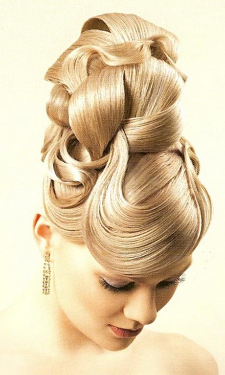 Chignons Mariage Cheveux Longs