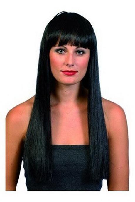 coiffure cheveux long noir. Black Bedroom Furniture Sets. Home Design Ideas