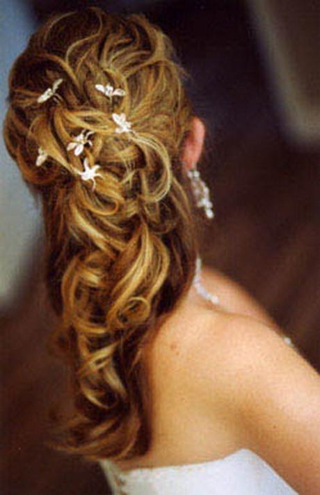 Coiffure Demoiselle D Honneur Cheveux Long