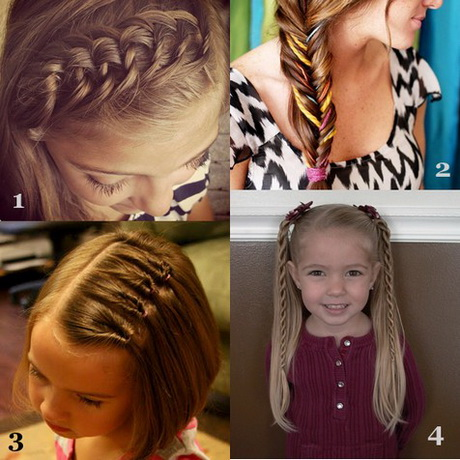 Hairstyles for medium hair easy step by step