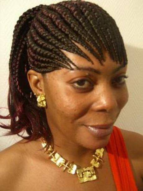 Coiffure mariage afro - Coiffure mariage tresse africaine ...