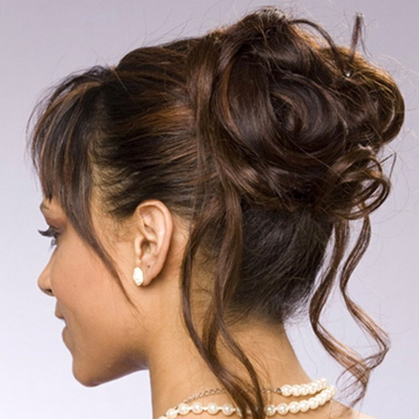 coiffure mariage cheveux longs chignon. Black Bedroom Furniture Sets. Home Design Ideas