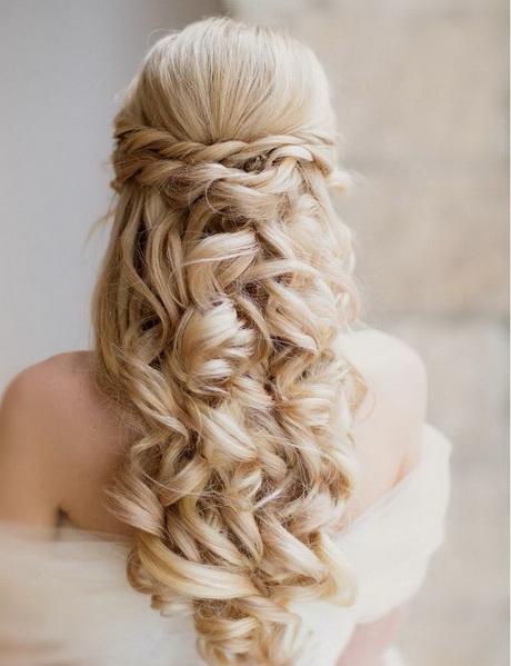 Coiffure de mariage pour cheveux longs \u2013 Tout savoir sur les soins