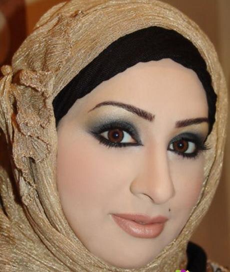 Coiffure mariage libanais