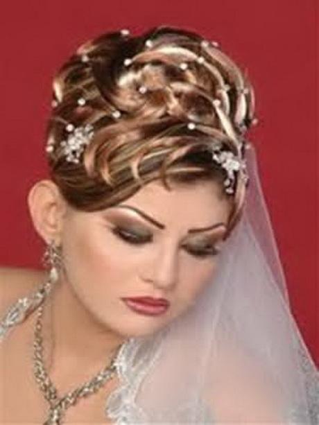 coiffure mariage marocain. Black Bedroom Furniture Sets. Home Design Ideas