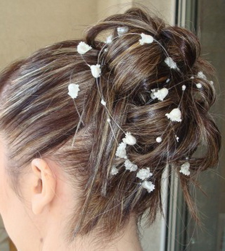 Coiffure mariage petite fille for Comidee coiffure petite fille