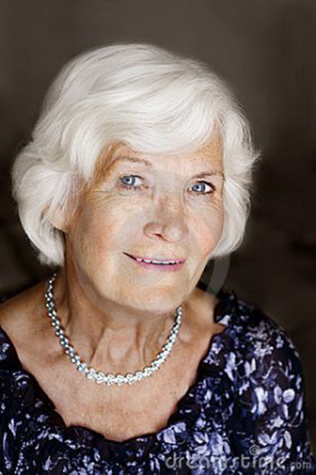 Coiffure Senior Femme