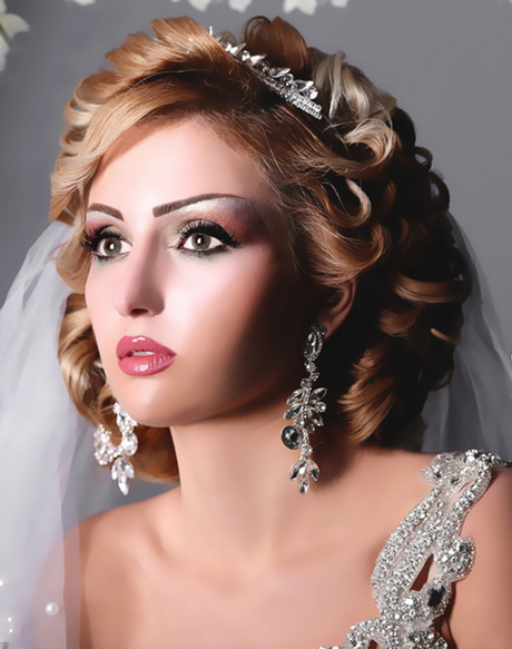 Coiffure tunisienne mariage - Make up mariage ...