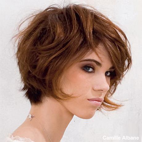 Coupe cheveux courts fins - Coupe cheveux fins femme ...