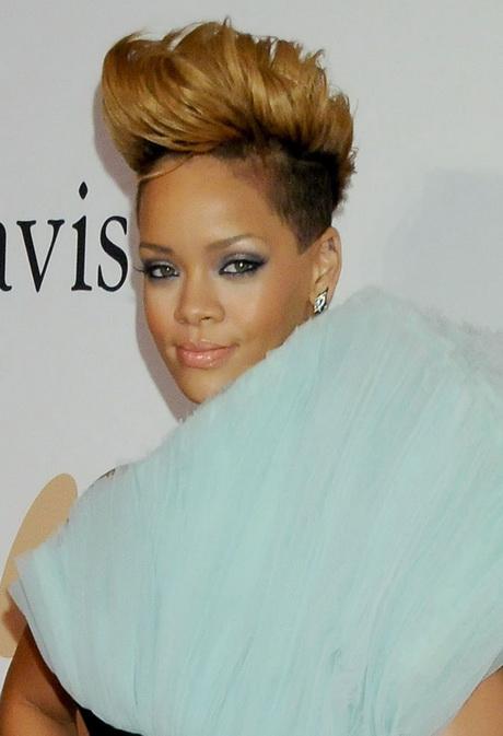Coupe De Cheveux De Rihanna