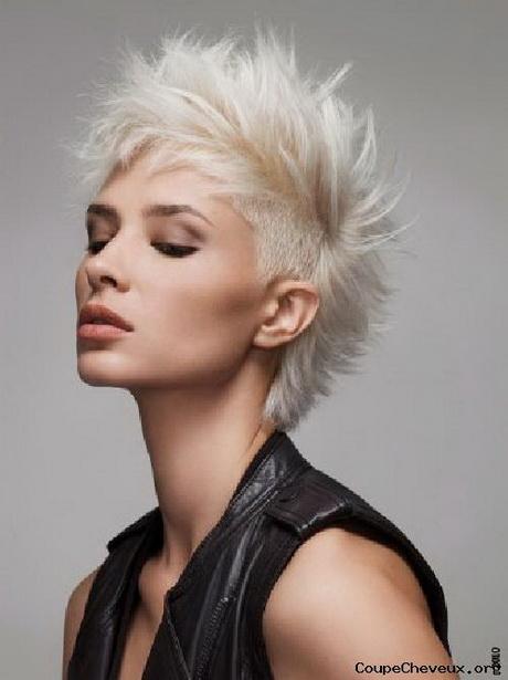 Coupe de cheveux femmes court - Modeles coupe courte femme ...