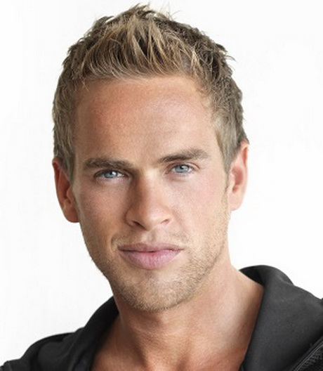 Coupe de cheveux homme blond for Coupe homme cheveux maghrebin