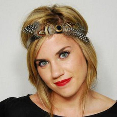 Headband cheveux courts - Coiffure headband cheveux courts ...