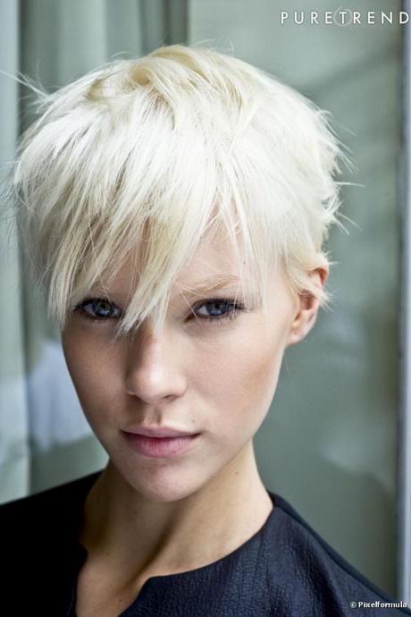 Mod le coiffure courte effil e - Modeles coupes courtes effilees ...