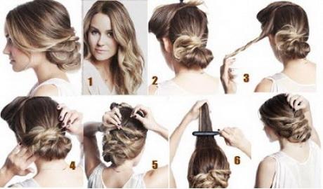 Parlons cheveuxDe belles coiffures de mariée à faire soi,même