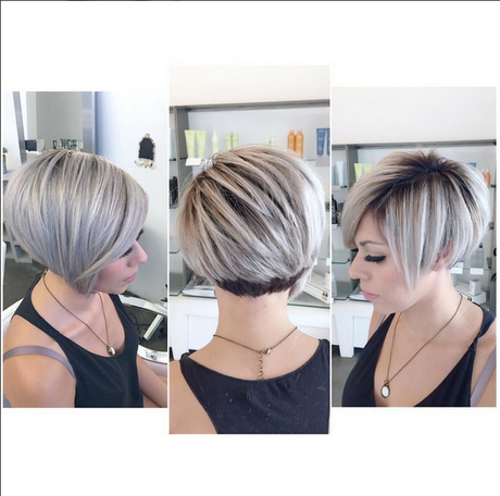 Cheveux courts 2017 femme - Coupe rasee femme 2017 ...
