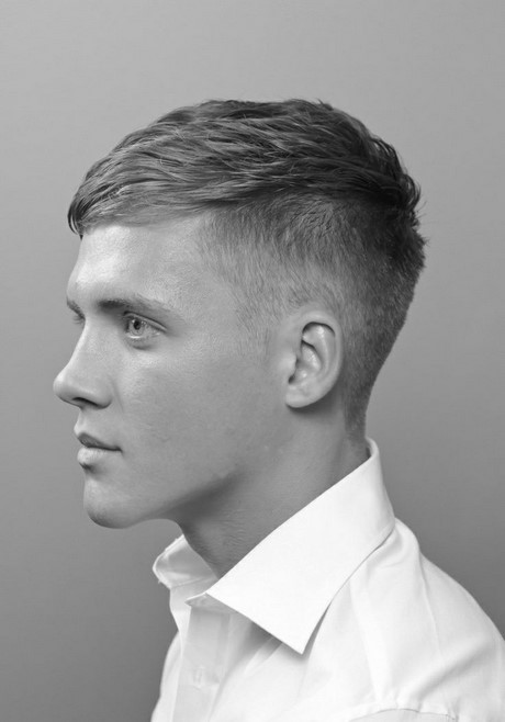 coupe cheveux courts homme 2017