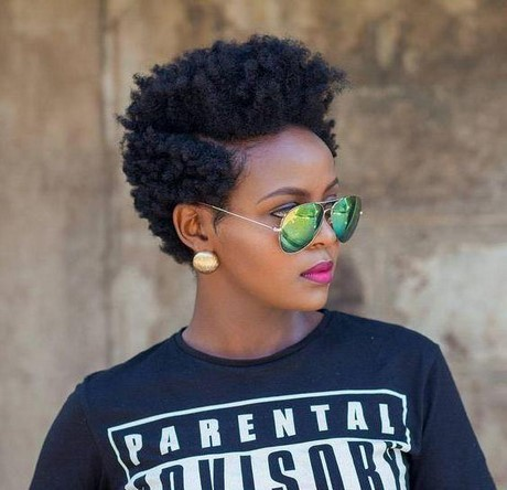 Coiffure Afro 2017
