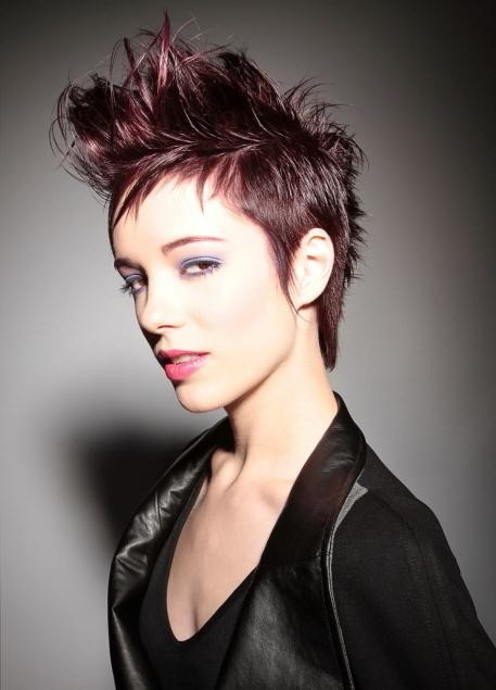 Coiffure femme 2017 courte - Modele de coiffure femme 2017 ...