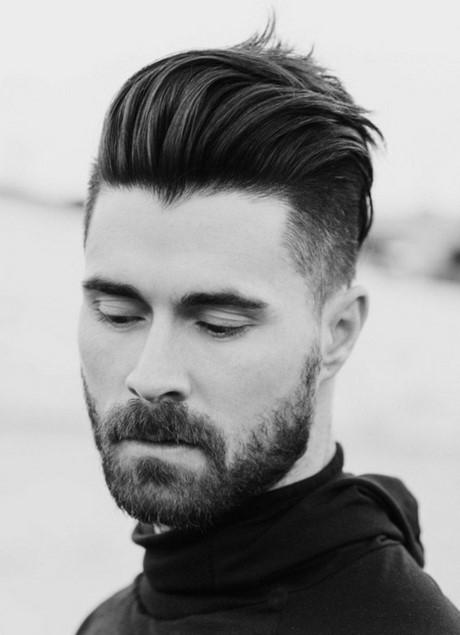 Coupe de coiffure homme – tendances 2016-2017