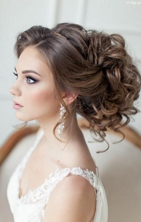 coiffure de mariage 2017 \u2013 coiffure de mariage cheveux mi long cheveux  courts