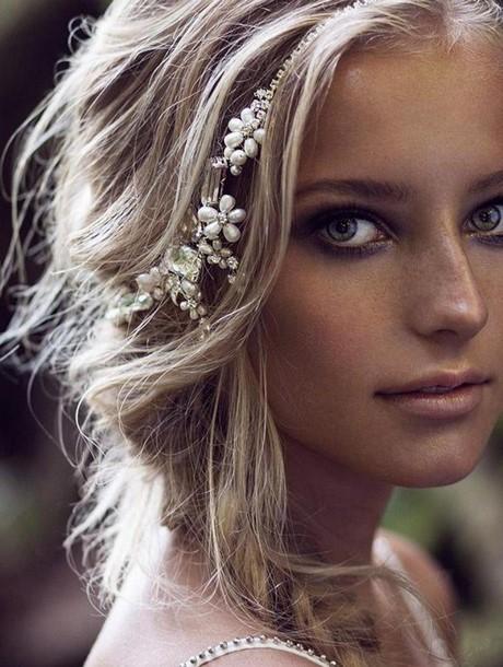 Coiffure de mariage (23) Modèle coiffure 2017