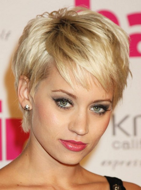 coupe cheveux courts tendance 2017