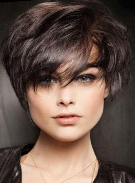coupe de cheveux femme visage rond 2017