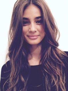 Coiffure cheveux longs ondulés hiver 2017 \u2013 Coiffure cheveux longs  70 coupes de cheveux longs