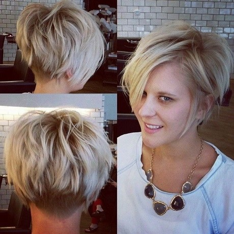 Coupe tendance 2017 cheveux courts
