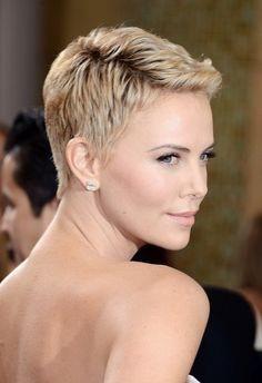 Coiffures pour cheveux courts 2017. Coiffures Femmes. coiffure femme 50 ans