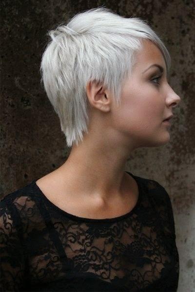 Cheveux Tres Court Femme 2019
