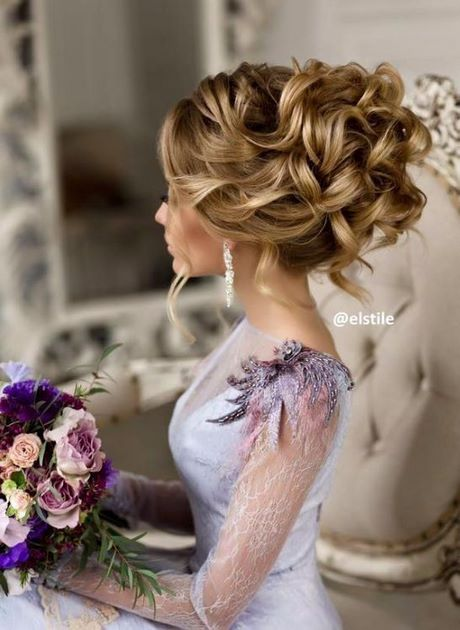 coiffure mariage 2019 cheveux longs. Black Bedroom Furniture Sets. Home Design Ideas