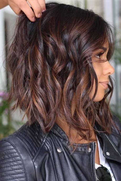 Couleur Cheveux Mi Long 2019