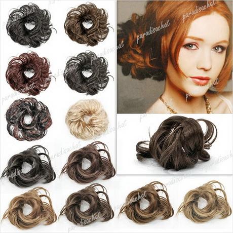 chignon avec postiche atmosp hair coiffure - Postiche Chignon Mariage