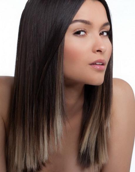 Coupe de cheveux lisse for Coupe pour cheveux mi long lisse