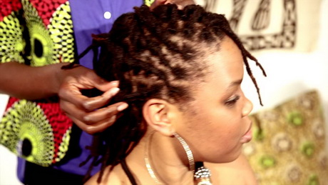 Tuto coiffure spécial Locks ! \u2013 YouTube
