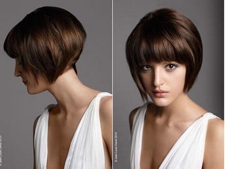 coiffure carre symetrique