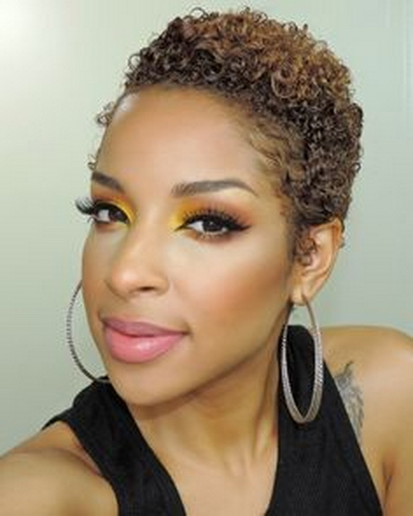 Coupe afro courte femme - Coupe afro femme ...