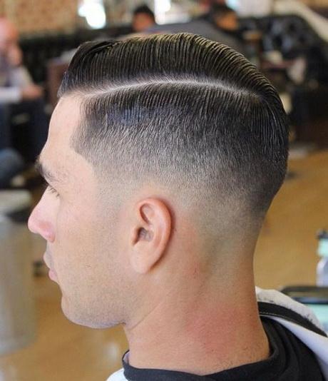 coupe de cheveux fondu homme