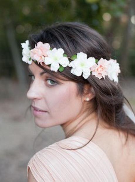 Couronne fleurs mariage - Fleuriste couronne de fleurs ...
