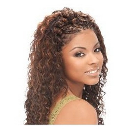 Meche africaine - African American Braided Hairstyles