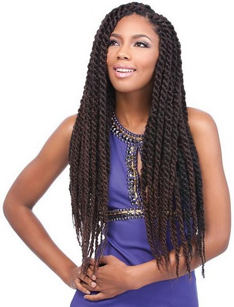Meche africaine - Tresse pour crochet braids ...