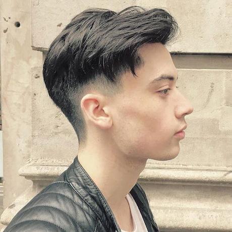 type de coupe de cheveux homme