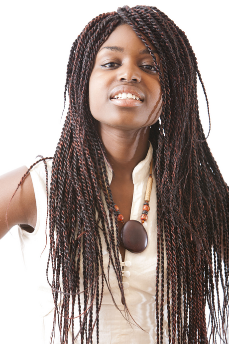 Cheveux tresses africaine for Salon coiffure africain