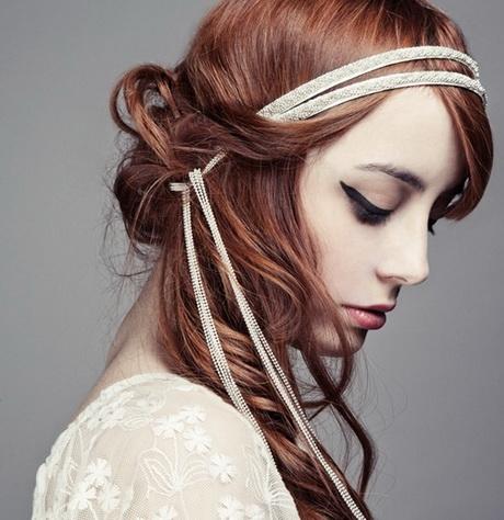 Chignon flou headband - Chignon avec headband ...
