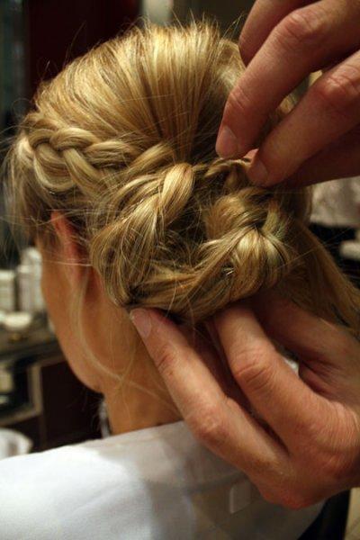 coiffure torsade tendance
