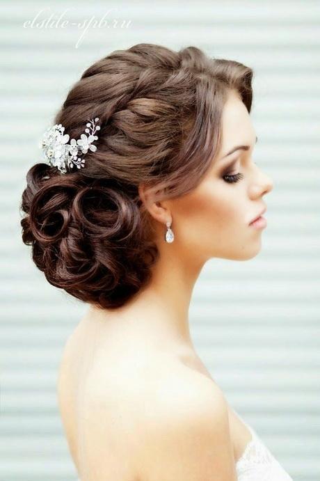 Coiffure simple pour mariage - Coiffure pour invite mariage ...