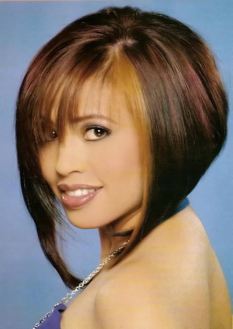 Modele de coiffure coupe au carre plongeant - Modele coupe carre ...